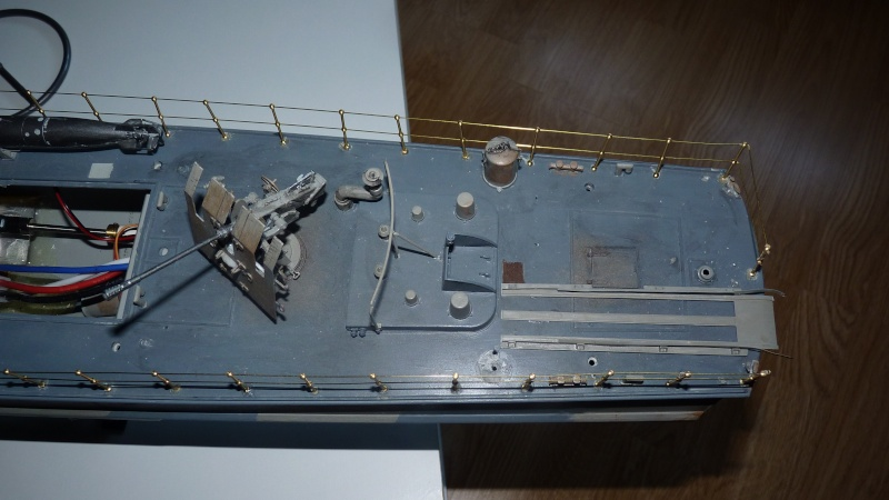 schnellboot s-100 ITALERI 1/35 transformable RC - Page 5 P1030313