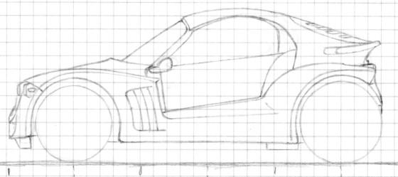 Carrosserie alternative Circuit Aaro_125