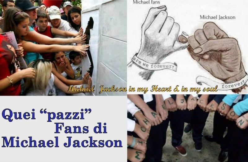 """Quei """"pazzi"""" fans di Michael Jackson  14917610"""