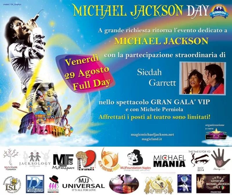 Evento Magicland - Inaugurazione prima statua dedicata a Michael in Italia - Pagina 10 Img_4110