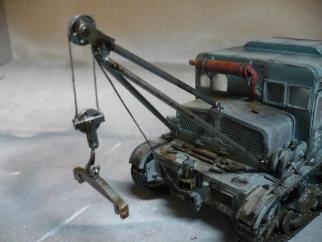 Bergepanzer 1:35 C7P  P1070820