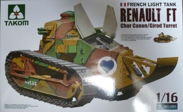 Takom - 1:16 - Renault FT P1070822