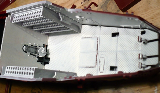 Baubericht zu Renault FT 1:16 P1080016