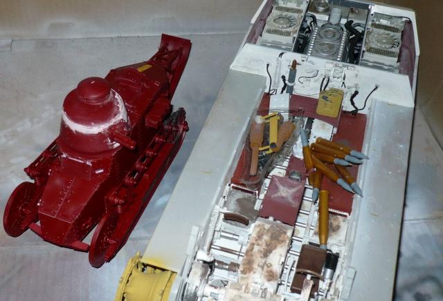 Baubericht zu Renault FT 1:16 P1080035