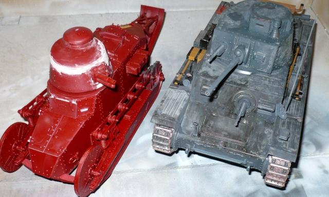 Baubericht zu Renault FT 1:16 P1080036