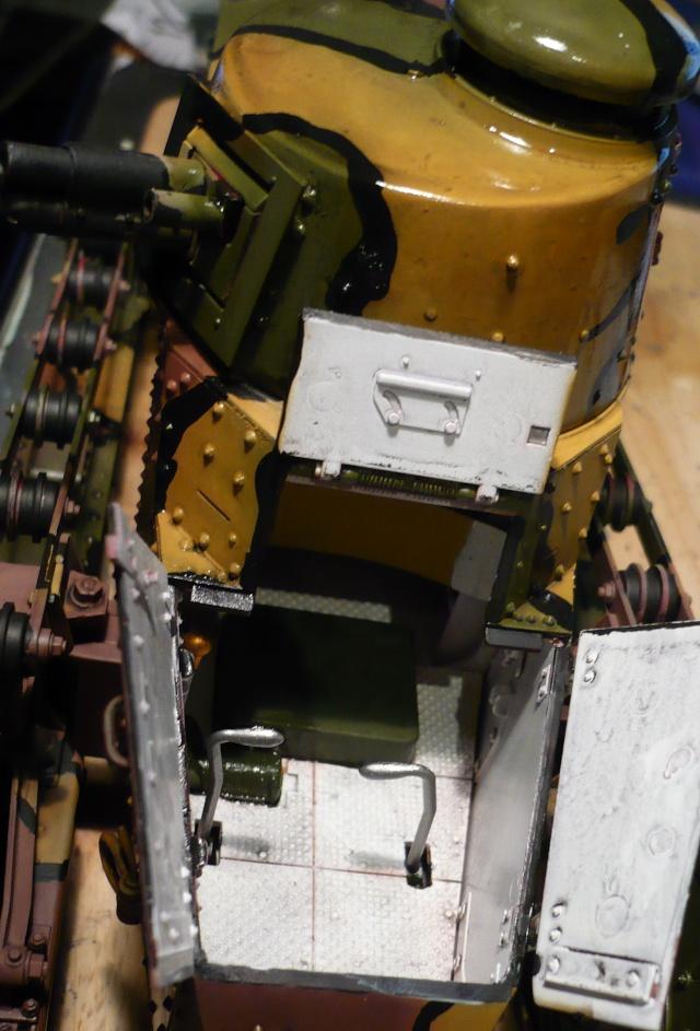 Baubericht zu Renault FT 1:16 P1080043