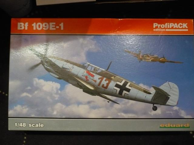 Me 109 E-1 in 1:48 von Eduard (ProfiPack) P1080256