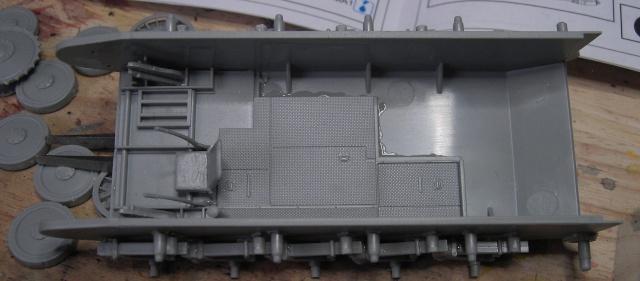 Pz.Kpfw. II Ausf. B in 1:35 von Dragon Pict3315