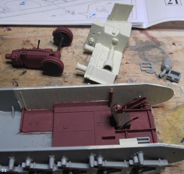 Pz.Kpfw. II Ausf. B in 1:35 von Dragon Pict3316
