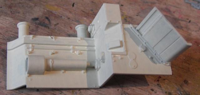 Pz.Kpfw. II Ausf. B in 1:35 von Dragon Pict3318