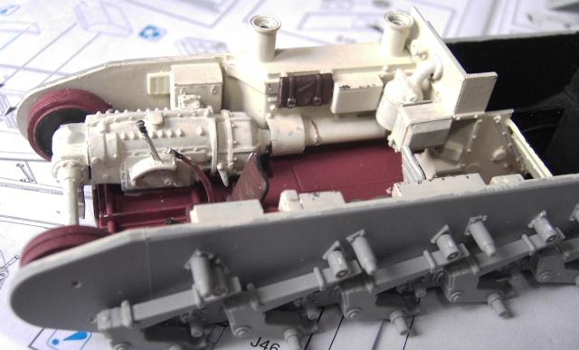 Pz.Kpfw. II Ausf. B in 1:35 von Dragon Pict3326