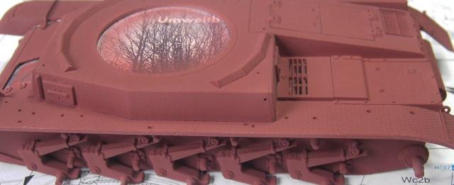 Pz.Kpfw. II Ausf. B in 1:35 von Dragon Pict3334