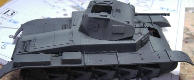 Pz.Kpfw. II Ausf. B in 1:35 von Dragon Pict3338