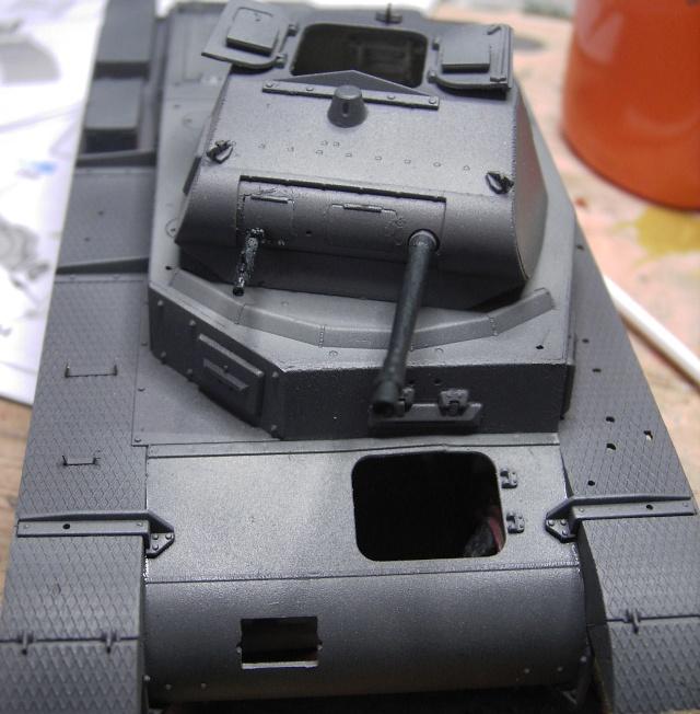 Pz.Kpfw. II Ausf. B in 1:35 von Dragon Pict3339