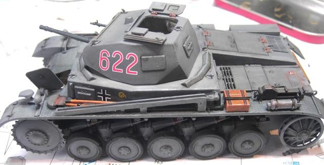 Pz.Kpfw. II Ausf. B in 1:35 von Dragon Pict3346