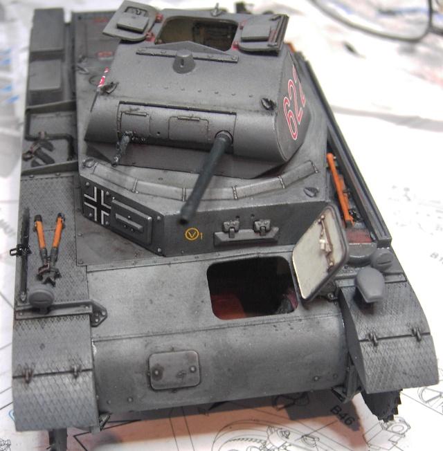 Pz.Kpfw. II Ausf. B in 1:35 von Dragon Pict3348