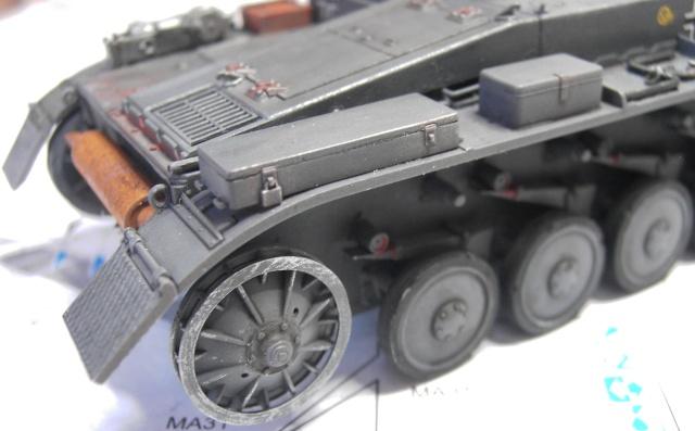 Pz.Kpfw. II Ausf. B in 1:35 von Dragon Pict3350