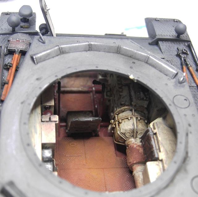 Pz.Kpfw. II Ausf. B in 1:35 von Dragon Pict3354