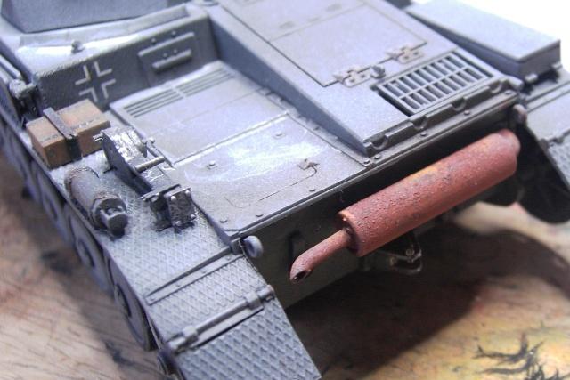 Pz.Kpfw. II Ausf. B in 1:35 von Dragon Pict3358