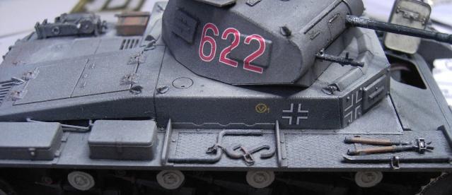 Pz.Kpfw. II Ausf. B in 1:35 von Dragon Pict3360