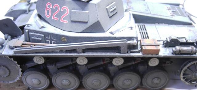 Pz.Kpfw. II Ausf. B in 1:35 von Dragon Pict3361