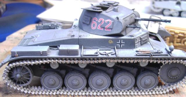 Pz.Kpfw. II Ausf. B in 1:35 von Dragon Pict3413