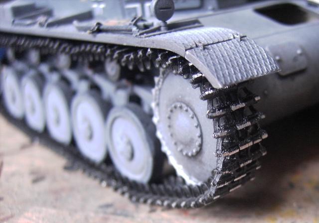 Pz.Kpfw. II Ausf. B in 1:35 von Dragon Pict3415