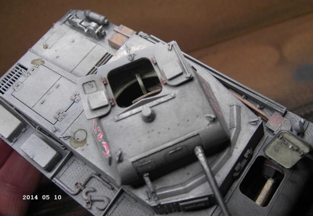 Pz.Kpfw. II Ausf. B in 1:35 von Dragon Pict3421