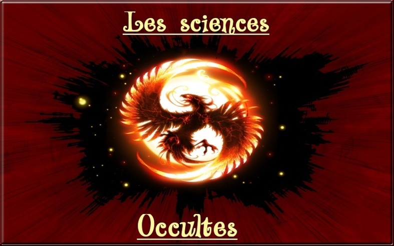 Les Sciences Occultes