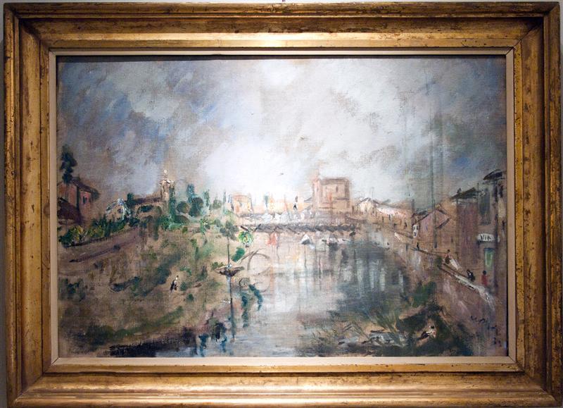 Filippo De Pisis in Mostra a Riccione - Estate 2012 1012