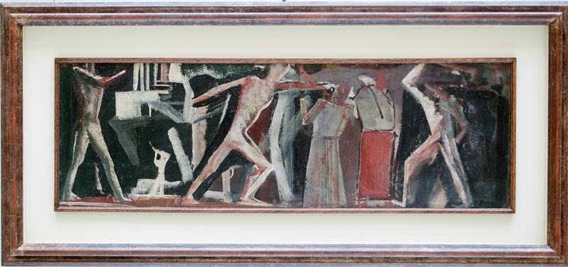 Mostra di Sironi al Creberg 1611