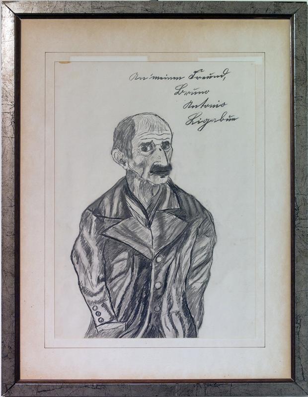 Mostra di Ligabue a Riccione 1810