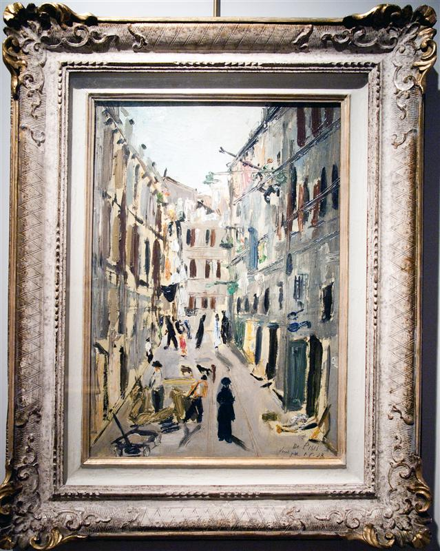 Filippo De Pisis in Mostra a Riccione - Estate 2012 1912