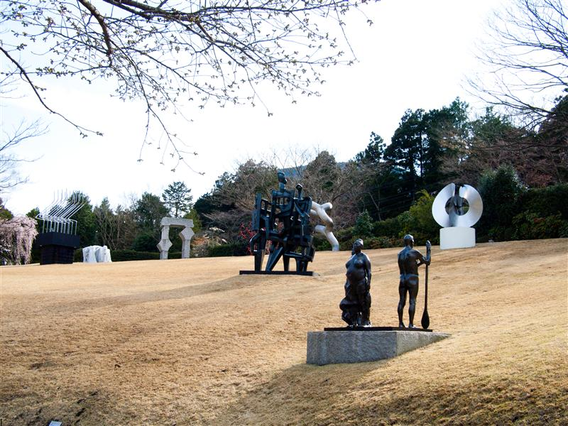 Giappone Hakone  open air museum P4075832