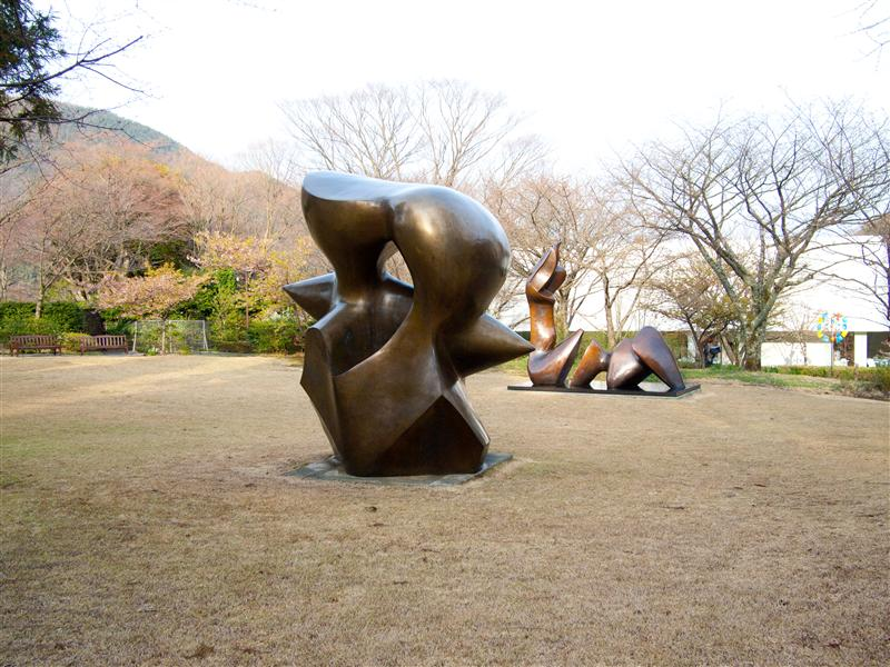 Giappone Hakone  open air museum P4075914