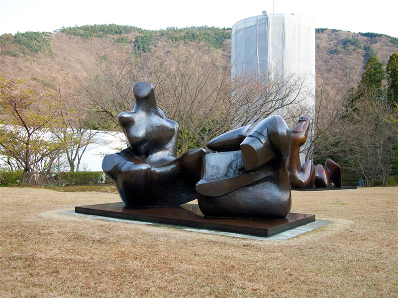 Giappone Hakone  open air museum P4075918