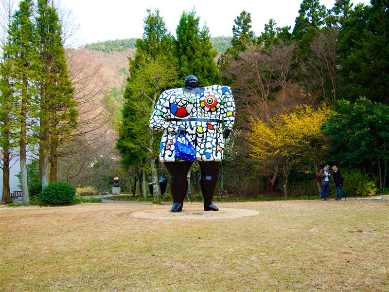 Giappone Hakone  open air museum P4075922