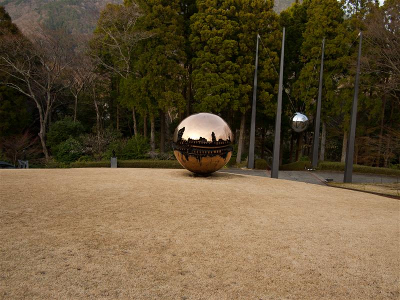 Giappone Hakone  open air museum P4075934
