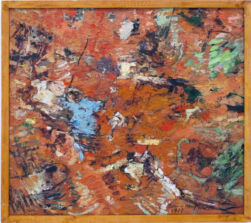 Mostra di Erminio Maffioletti Pa136216