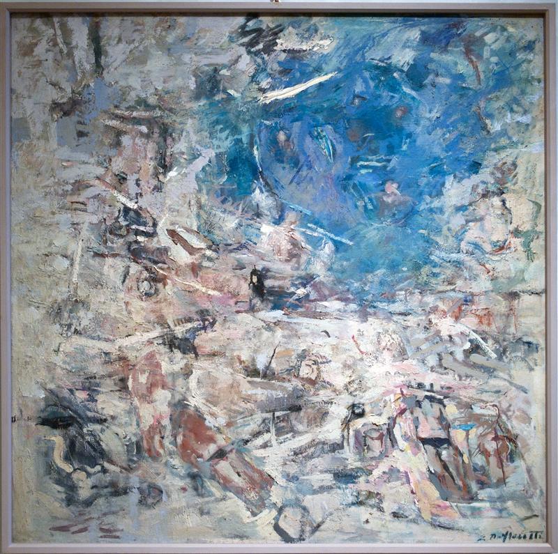 Mostra di Erminio Maffioletti Pa136222