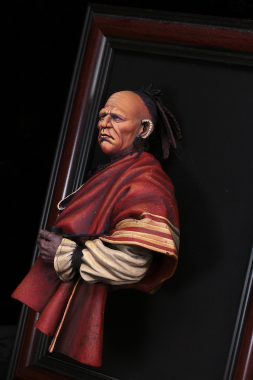 Buste Cherokee Etape116