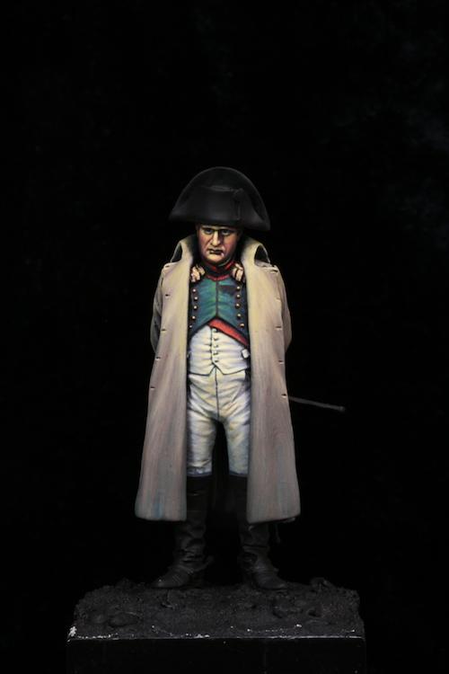 Napoleon - On prend le même et on recommence ? Etape911