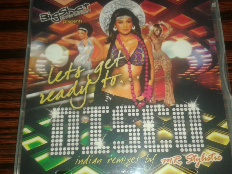 Bigshat Entertainment Presents Mr. Stylistic Lets Get Ready To Disco (JUNE 2010) Front_10