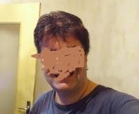 Photo de kookykriss avec un complément capillaire en stock Mail310