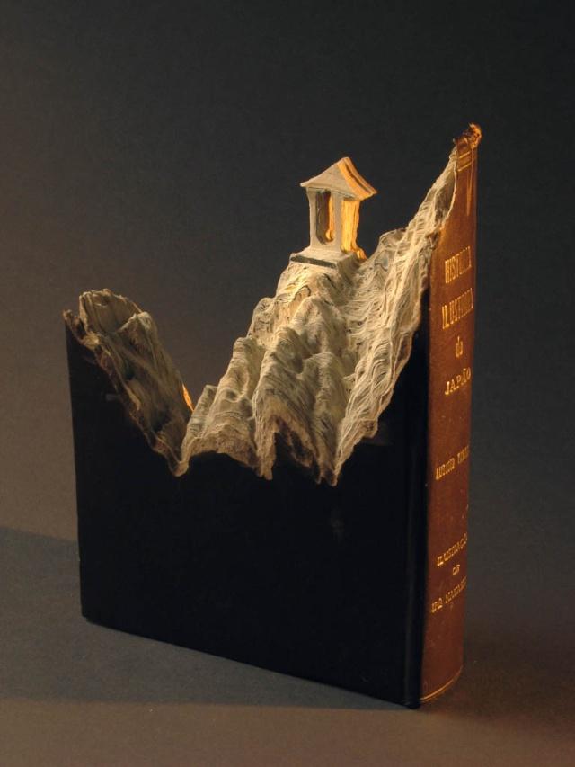 Sculpture livresque de Guy Laramée Scu_7_10