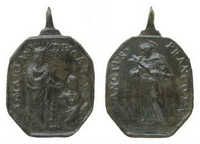 Recopilacion medallas  San Francisco de Asis _insvl10