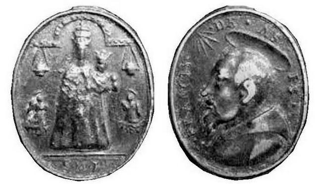 Recopilacion medallas  San Francisco de Asis Archiv11