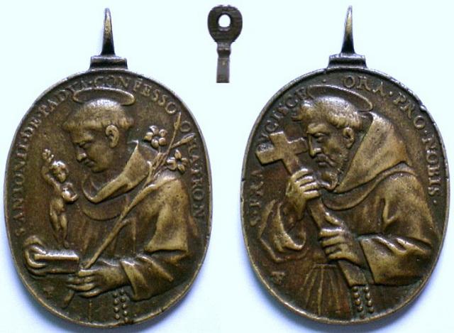 Recopilacion medallas  San Francisco de Asis Avelin12