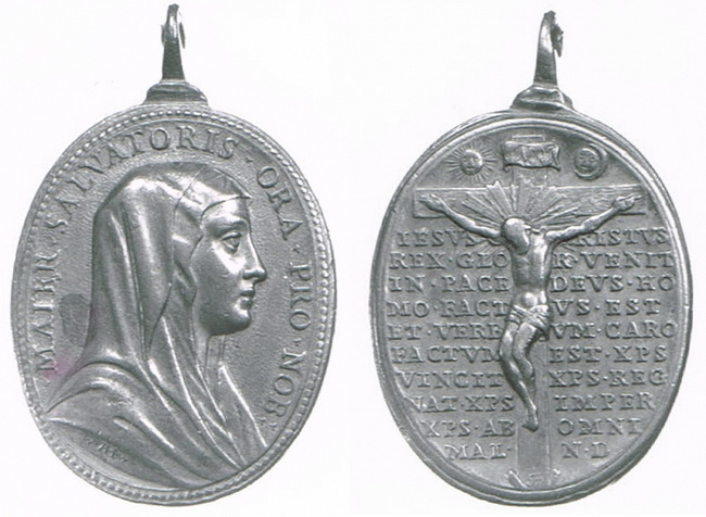 Recopilación medallas con el Rostro de Cristo ( Salvator Mvndi II) Bnf_2210