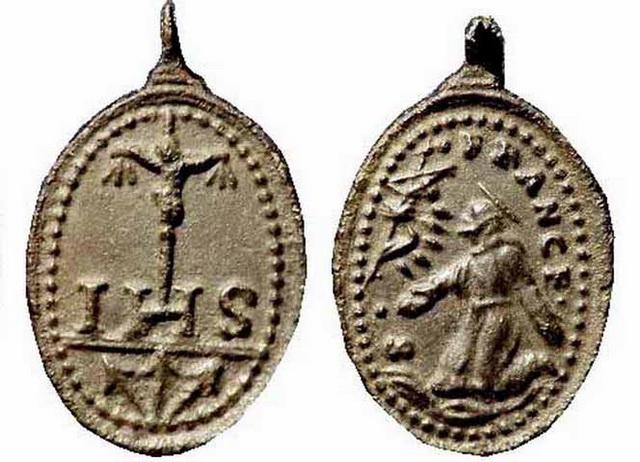 Recopilacion medallas  San Francisco de Asis Carmel11